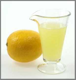 citron glycemie minceur