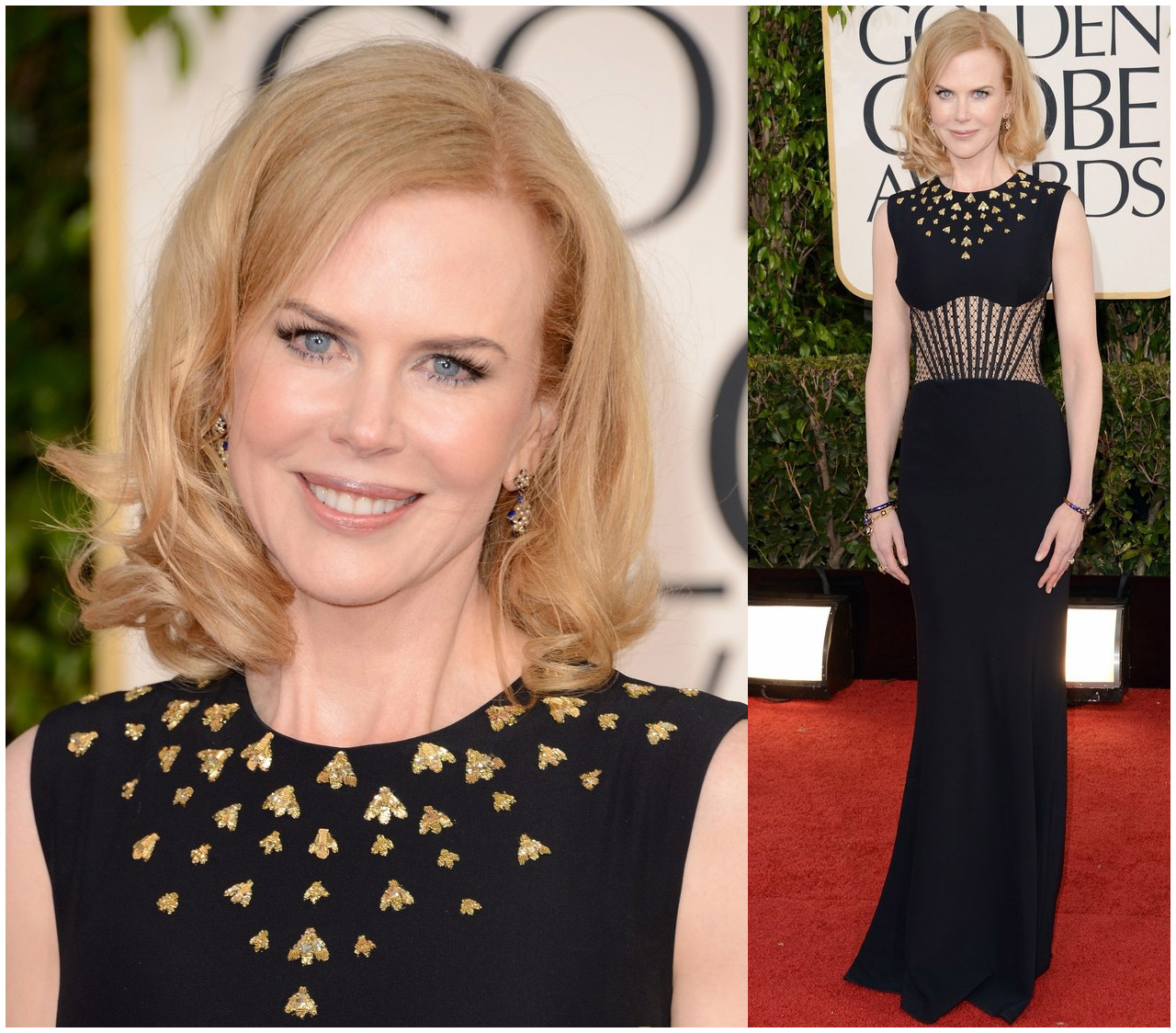 Nicole Kidman folle