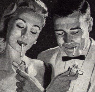 cigarette drague