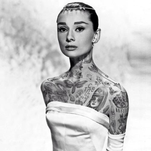 tatouage laid
