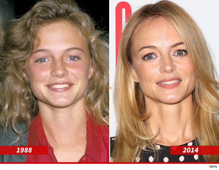 heather graham age
