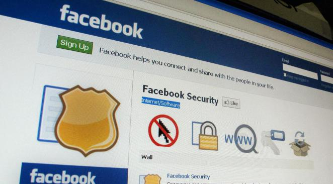 facebook victime