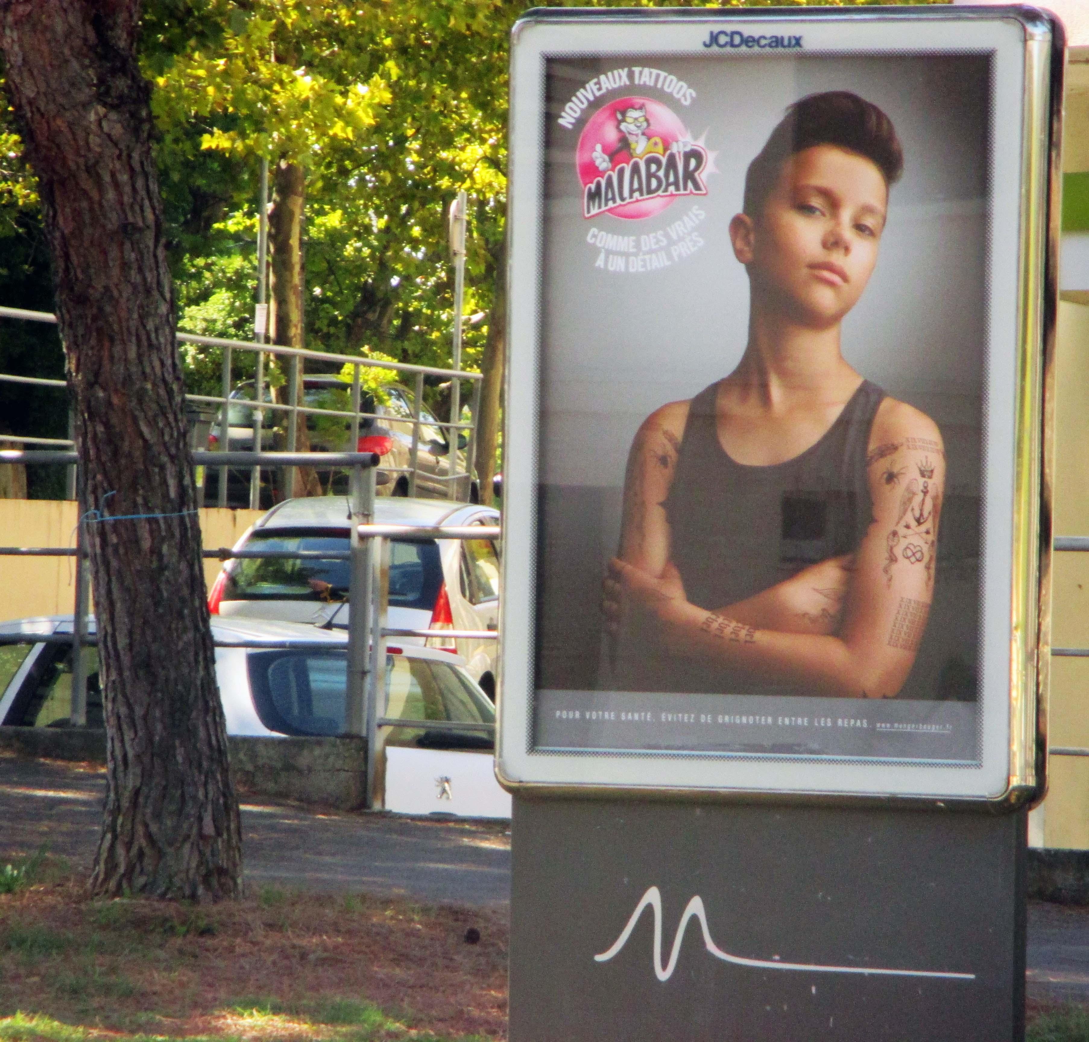 malabar tatouage affiche