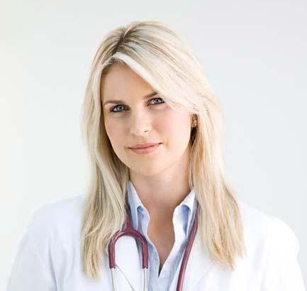 plus de femme médecin