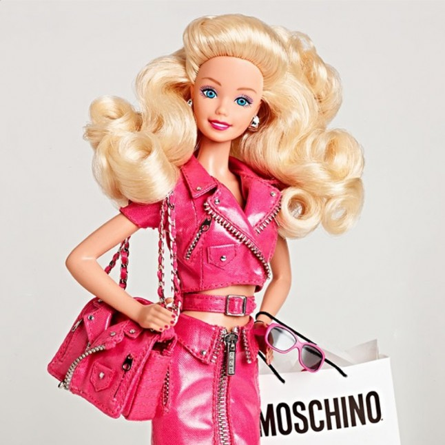 Moschino-Barbie publicité gay