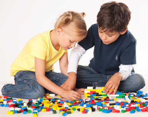 theorie du genre lego