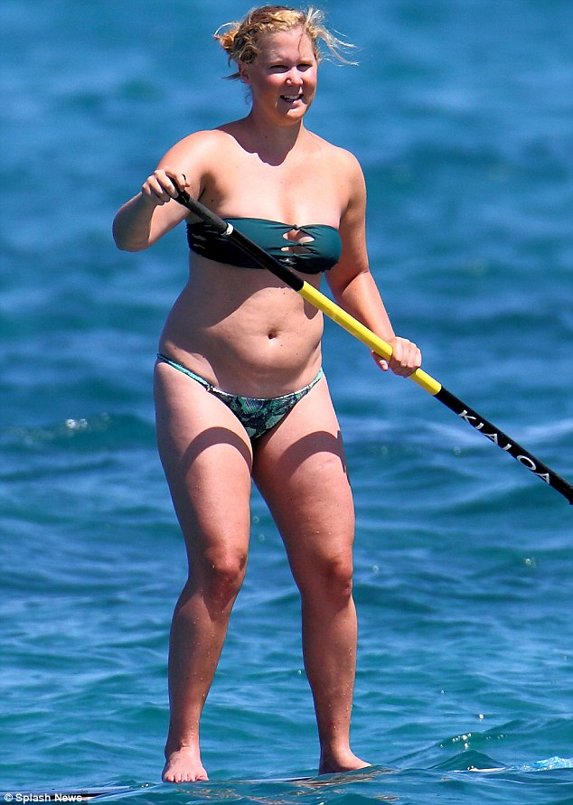 amy schumer bikini