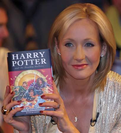 J.K. Rowlings raciste