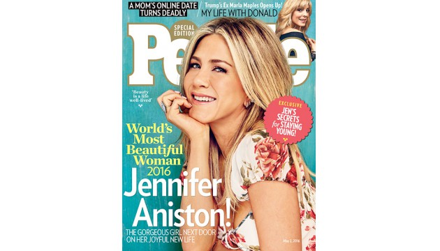jennifer ANISTON people magazine