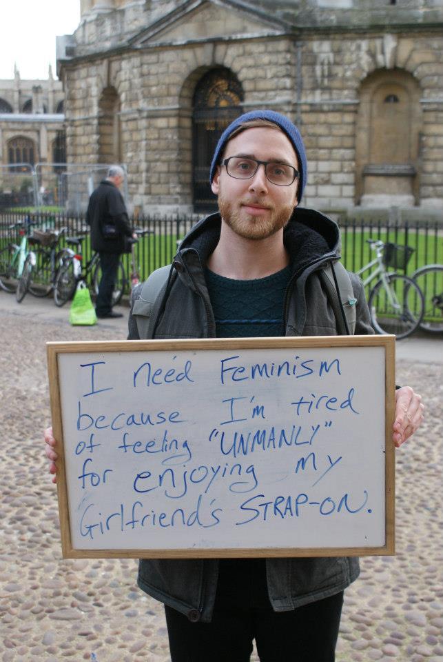 homme feministe