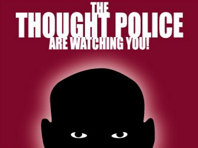 police de la pensée