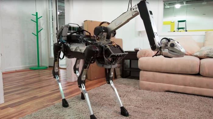 spotmini-robot google girafe