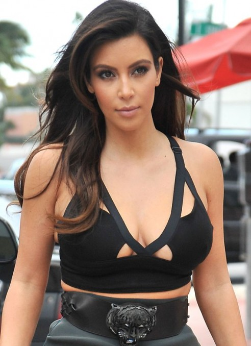 Kim kardashian je ne suis pas ce genre de fille qui for Salle de bain kim kardashian