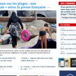 Le journal Le Monde a une obsession pour le burkini