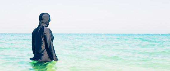 burkini plage