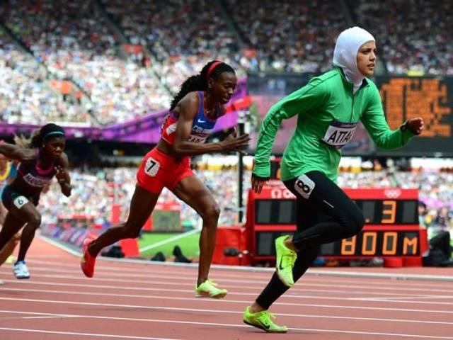 jeux olympique voile islamique