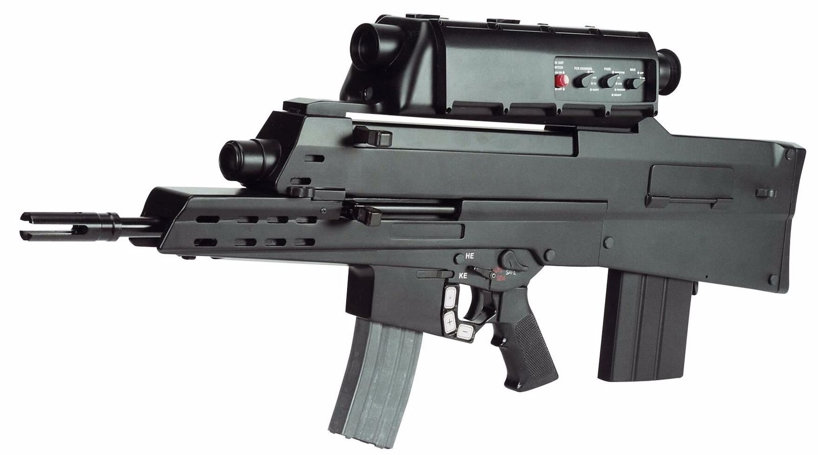 punisher xm25 lance grenade
