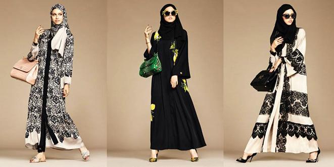modest fashion mode
