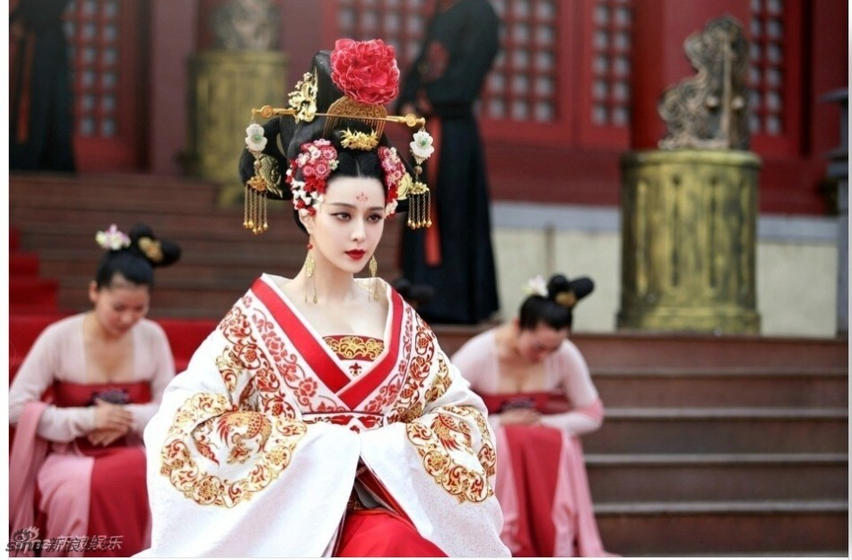 sexy costume chinoise