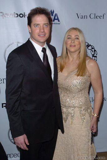 brendan fraser divorce