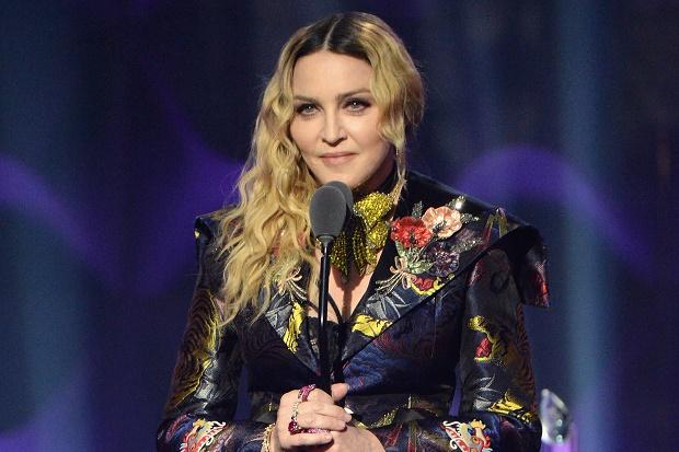 Madonna statut de victime
