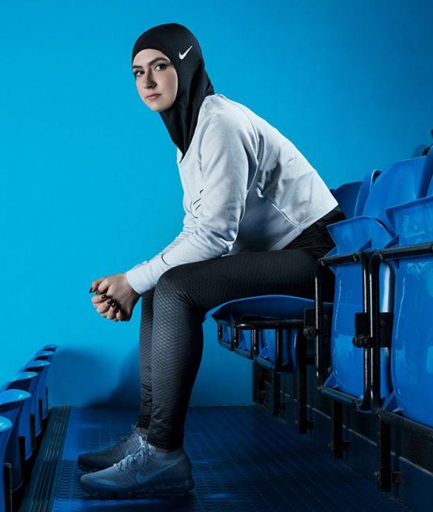 voile islamique sportive