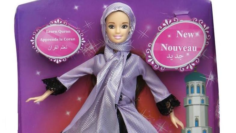 barbie musulmane