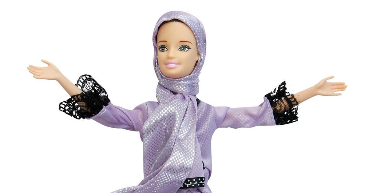 barbie voile hijab