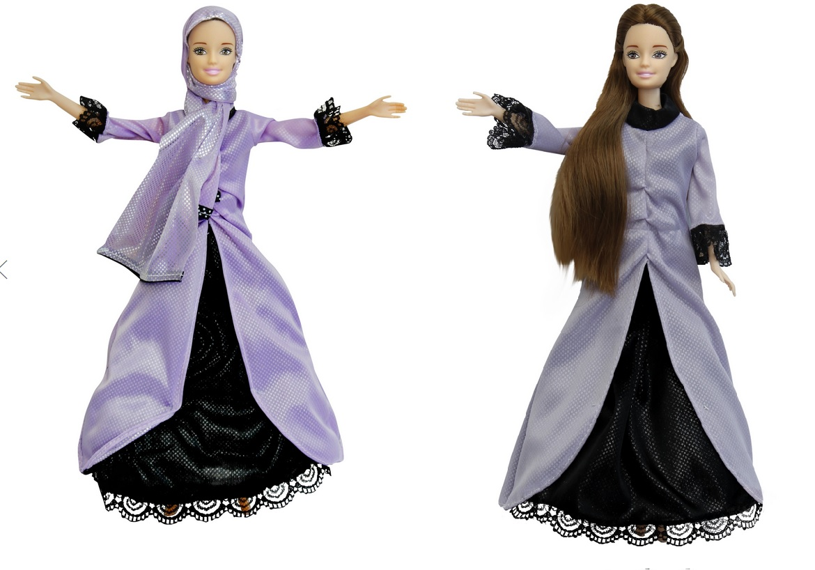 barbie islam koran