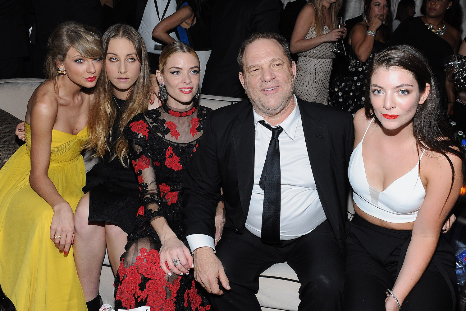 Weinstein Golden Globes