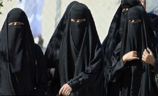 niqab arabie saoudite