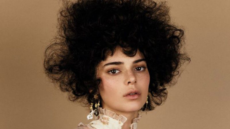 kendall-jenner-afro