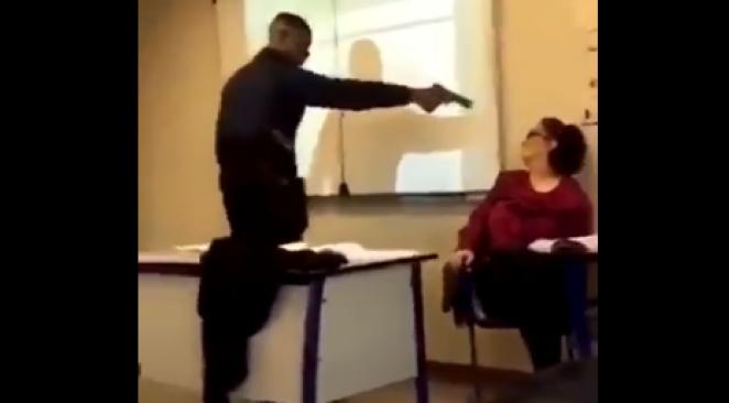 violence école